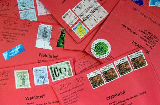 Pandemie treibt Zahl der Briefwähler hoch