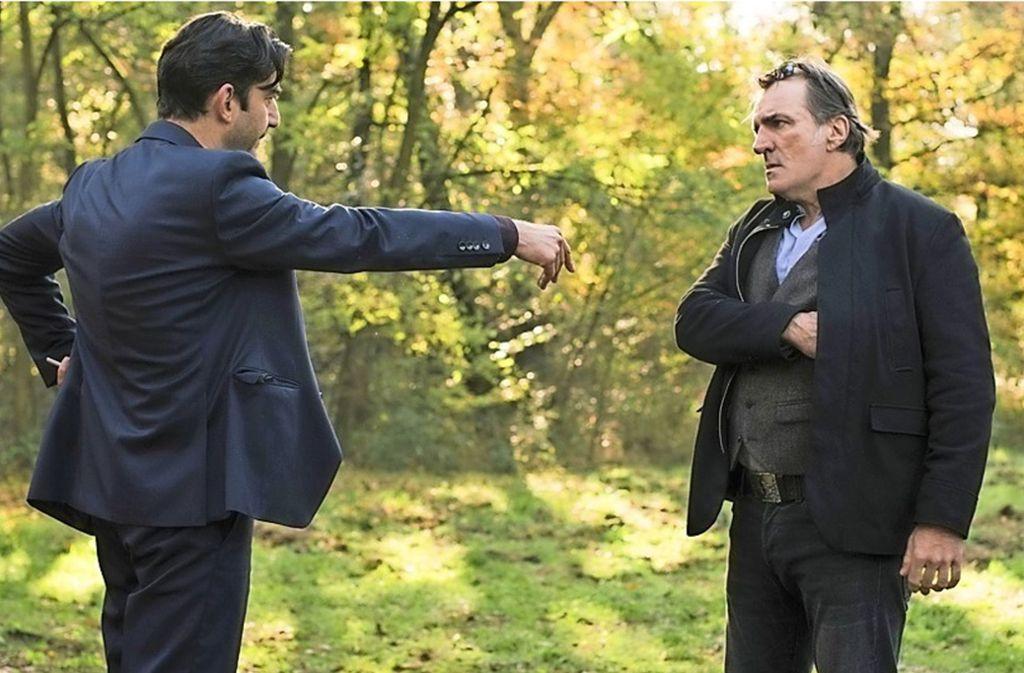 Sandro (Michele Cuiuffo) zieht Kopper in einen fatalen  Deal hinein. Foto: SWR-Presse/Bildkommunikation