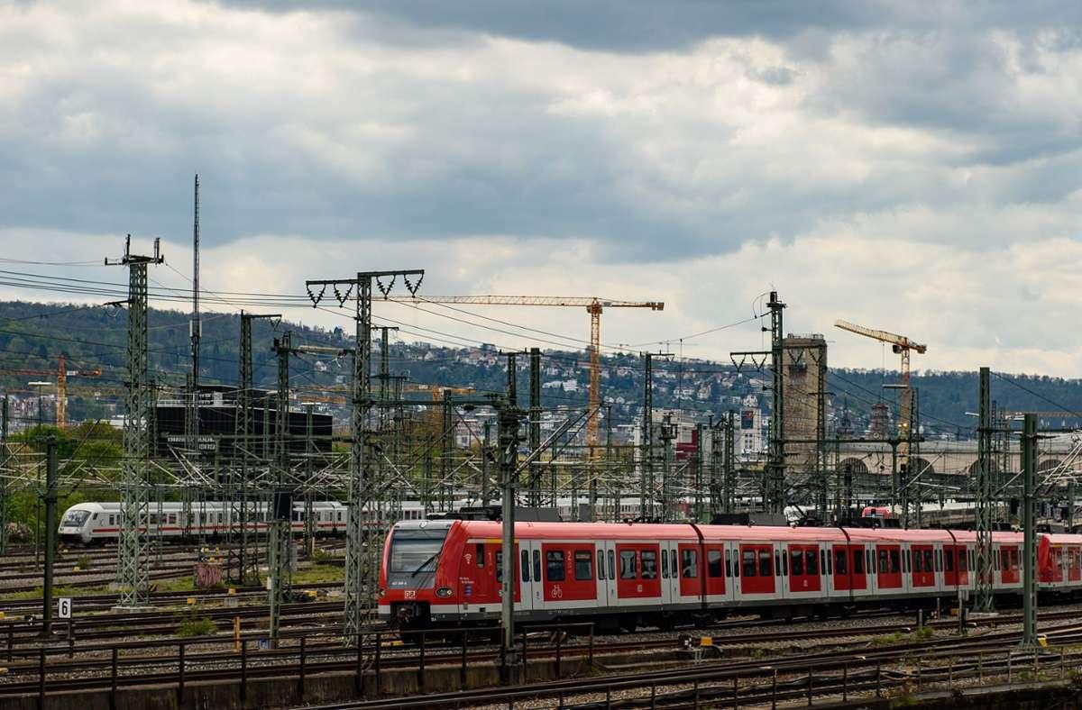 Die Polizei nahm sich der Sache am Stuttgarter Hauptbahnhof an. (Archivbild) Foto: LICHTGUT/Leif Piechowski