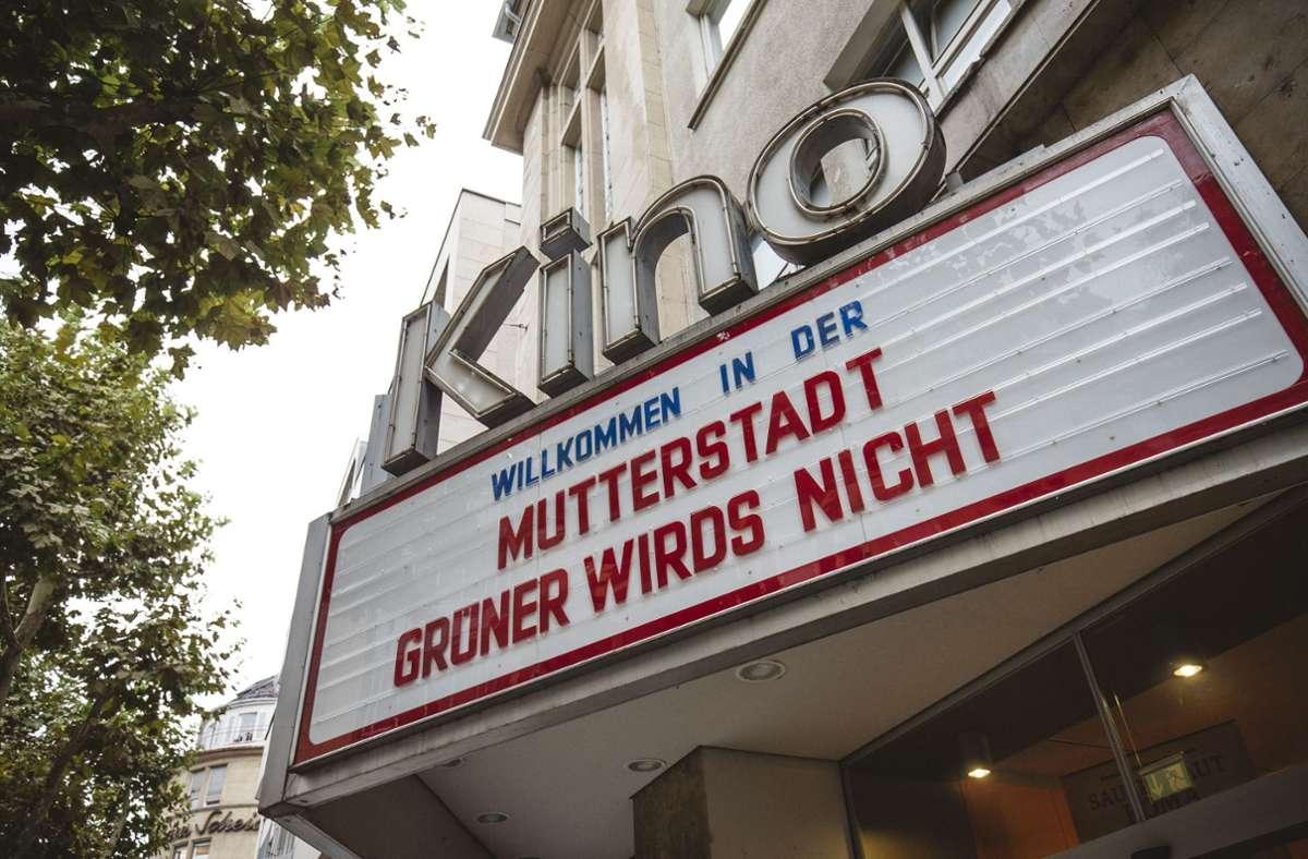 Auch das Stuttgarter Arthaus-Kino Delphi könnte von der neuen Förderung profitieren. Foto: Lichtgut//Leif Piechowski