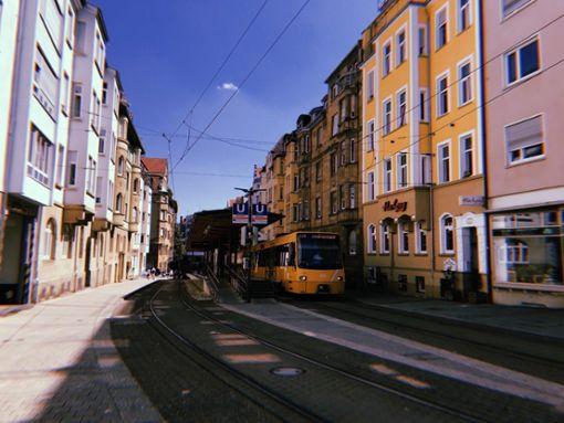 Ein Tag am Hölderlinplatz