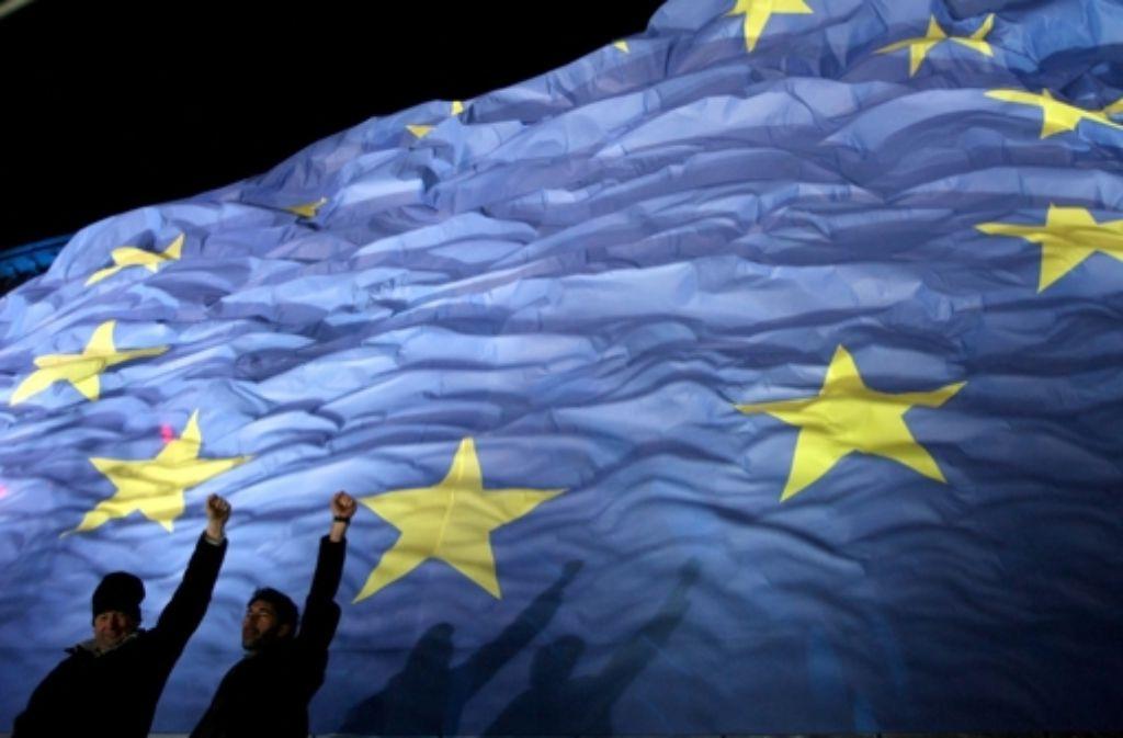 Am Ende nützt die Freizügigkeit innerhalb der EU  der Bundesrepublik, sagt eine Studie. Foto: dpa