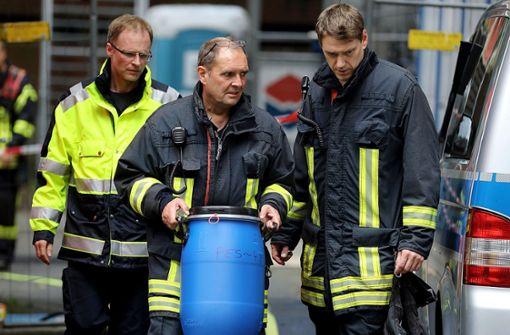 Frau von mutmaßlichem Kölner Bombenbauer festgenommen