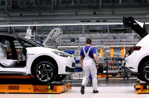 Bei VW sind Tausende Stellen in Gefahr