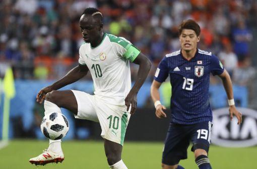 Packendes Remis zwischen Japan und Senegal
