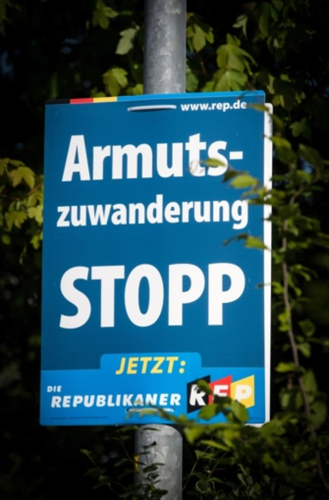 Die Republikaner erreichen 0,7 Prozent und sind künftig nicht mehr im Gemeinderat vertreten. Foto: Achim Zweygarth