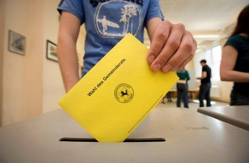 Stadt verzeichnet Allzeittief bei der Wahlbeteiligung