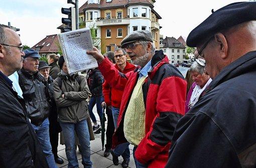 Displaced Persons im Stuttgarter Westen