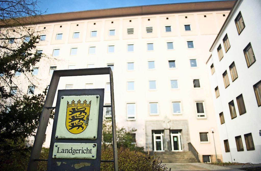 Das Heilbronner Landgericht beschäftigt sich derzeit mit einem Familiendrama in Vaihingen. Foto: dpa