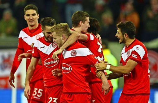 So ergeht es den vier Ex-Stuttgartern bei Fortuna Düsseldorf