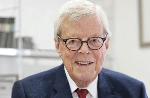 Mister Ravensburger  wird 85