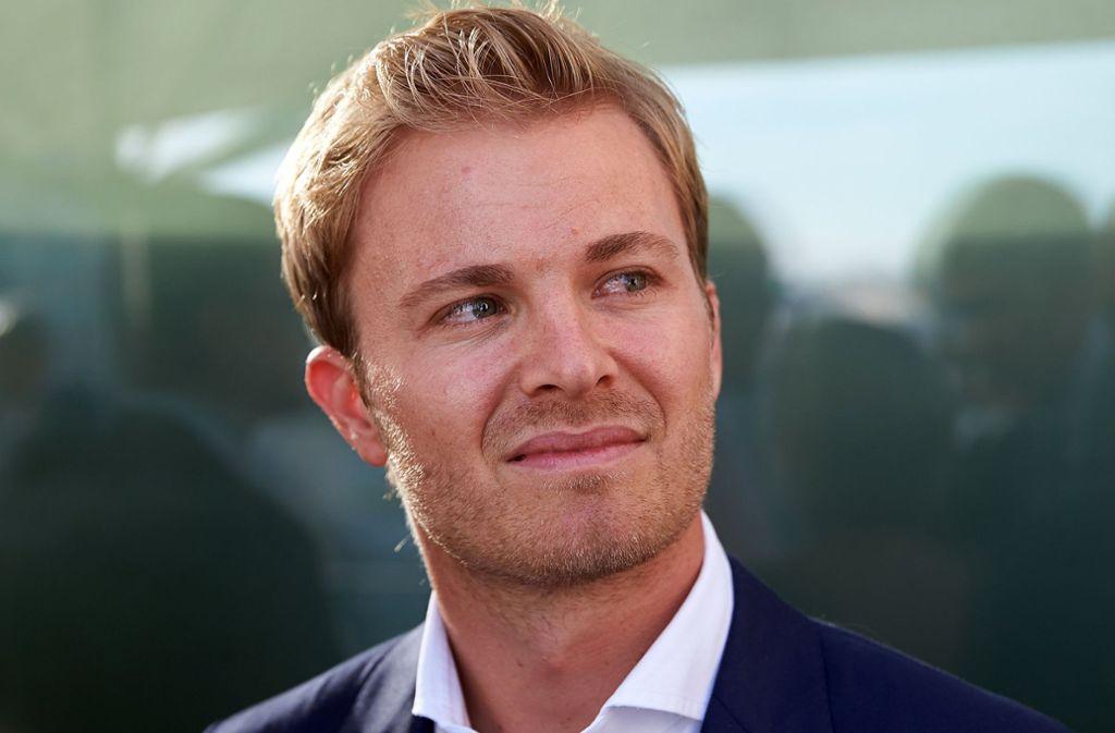 Nico Rosberg hat sich zum Post von Boris Palmer zu Wort gemeldet. Foto: dpa