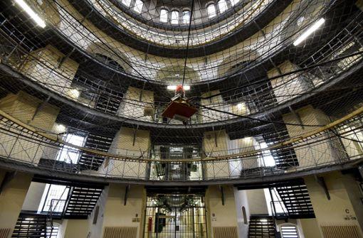 Mutmaßlicher Täter in Berliner U-Haft