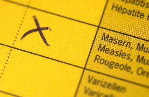 Der Impfpass bekommt ein neues Gewicht