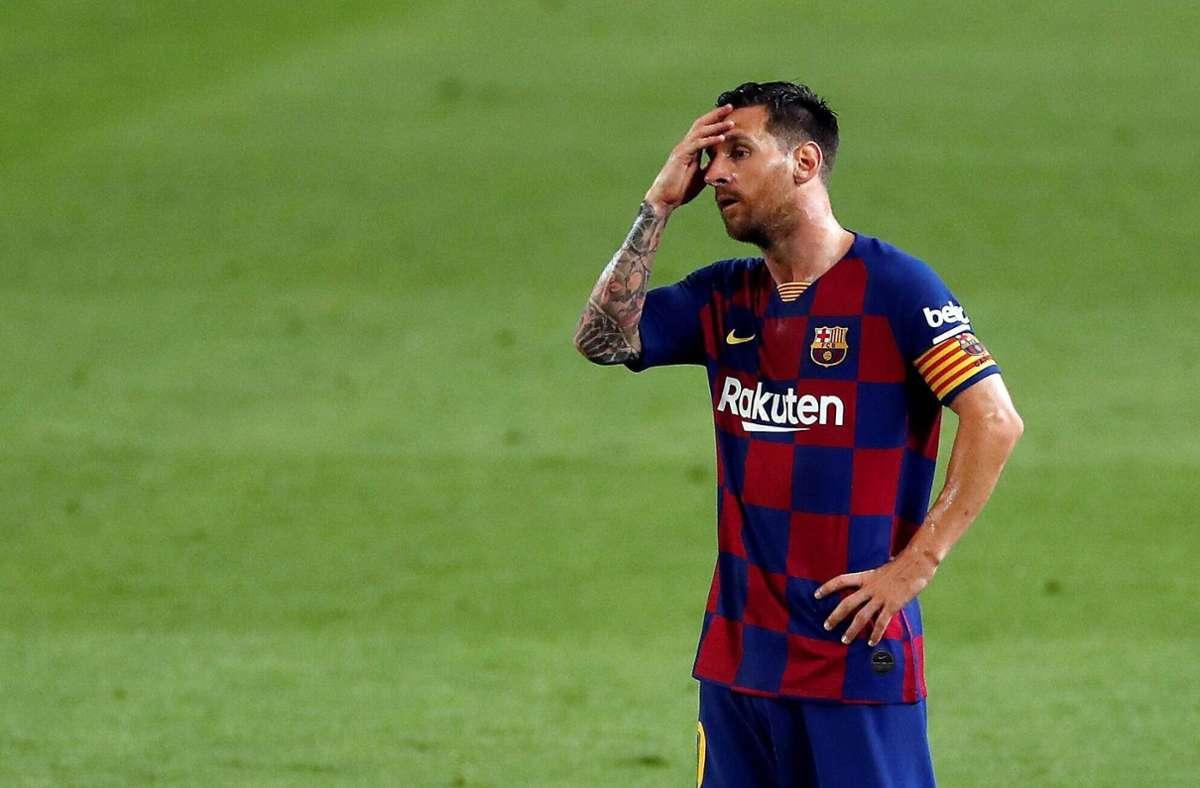 Lionel Messi steht seit dem Beginn seiner Karriere beim FC Barcelona unter Vertrag. Foto: imago/Alberto Estevez