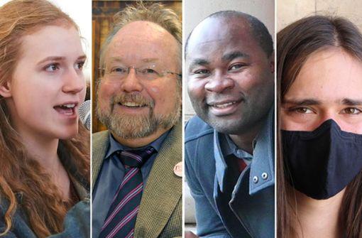 Schülerin, Museumsdirektor, Vollzeitaktivist – sie wollen ins Parlament