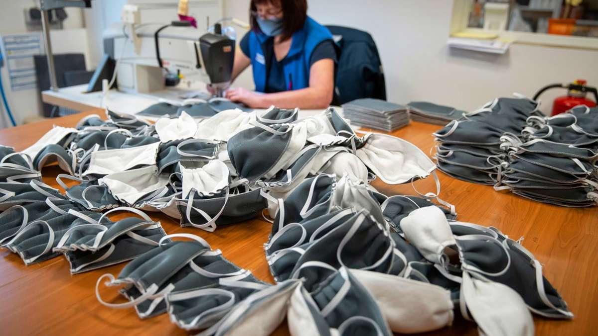 Spuckschutz und Masken sind mehr als ein Zusatzgeschäft