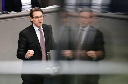 """""""Angela Merkel muss Andreas Scheuer entlassen"""""""