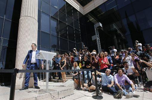 Cristiano Ronaldo erscheint wegen Steueraffäre vor Gericht