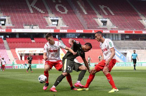 Die Bundesliga als Fußballware