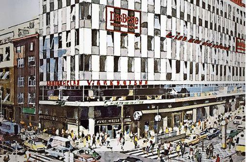 """Wie """"Reader's Digest"""" 1948 nach Stuttgart kam"""