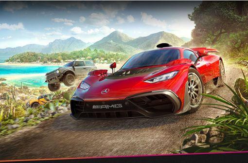 "Wann kommt ""Forza Horizon 5"" raus?"