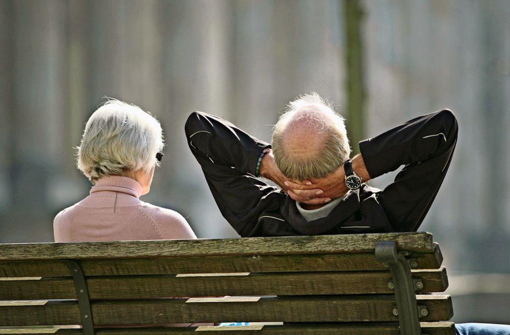 Ein sorgloses Leben im Alter ist nach Meinung vieler Experten ohne private Vorsorge nicht möglich. Foto: dpa