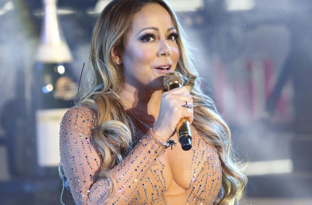 Mariah Carey hat Stellung zu ihrem Pannenauftritt bei einer Neujahrsshow in New York genommen. Foto: dpa