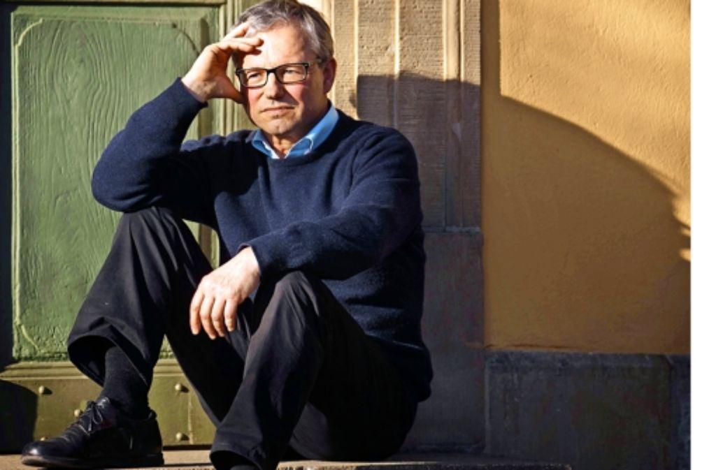 Friedmar Probst kommt, wenn ein  Unglück passiert ist. Foto: Gottfried Stoppel