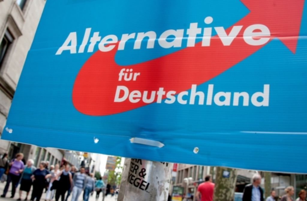 Mehrere Institutionen haben sich nun im Wahlkampf gegen die AfD ausgesprochen. Foto: dpa
