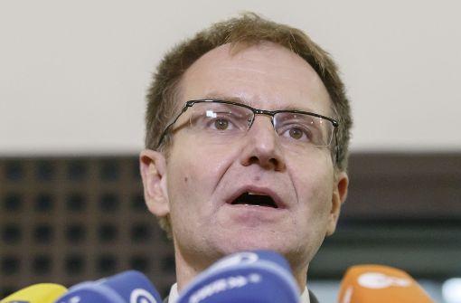 Generalbundesanwalt fordert effizientere Terrorbekämpfung