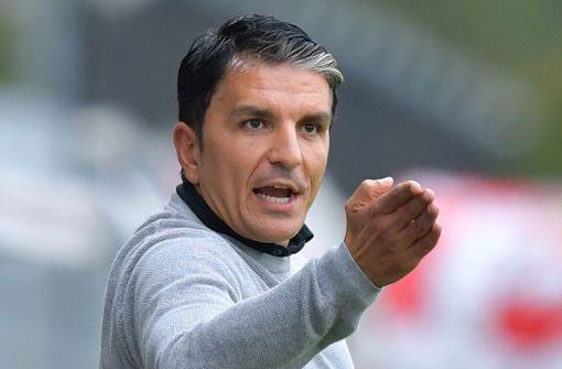 Kenan Kocak  wird neuer Trainer bei Hannover 96
