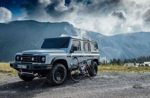 Ineos: Ein Geländewagen fürs Grobe