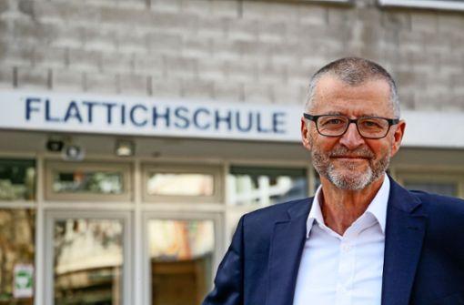 Wolfgang Werner heißt der neue Schulleiter