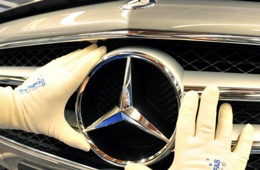 Daimler: Neue Fabrik in Thüringen
