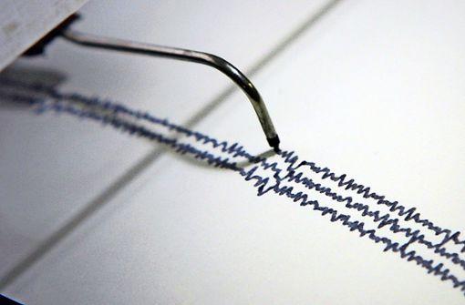 Erneut schwaches Erdbeben