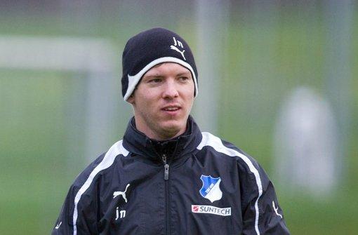 Julian Nagelsmann wird Hoffenheim-Trainer