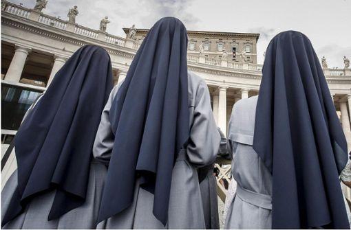 Missbrauchte Nonnen