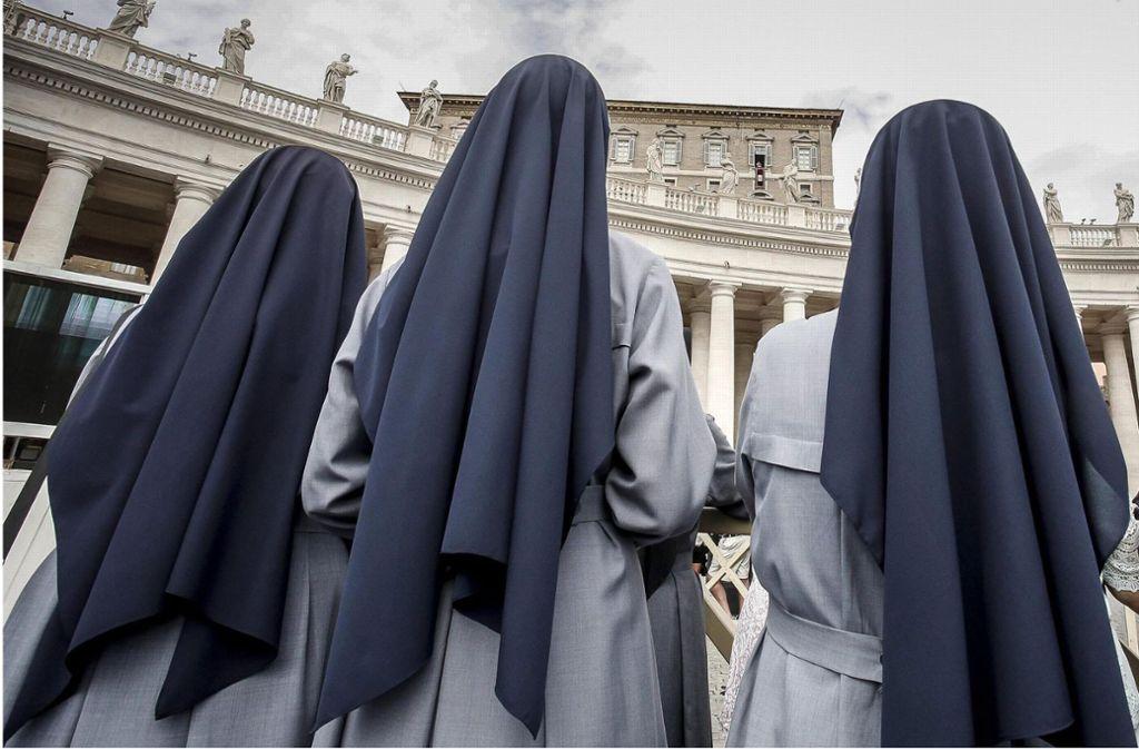 Das versaute Treiben der Priester und Nonnen