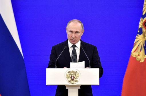 Russland weist deutsche Diplomaten aus