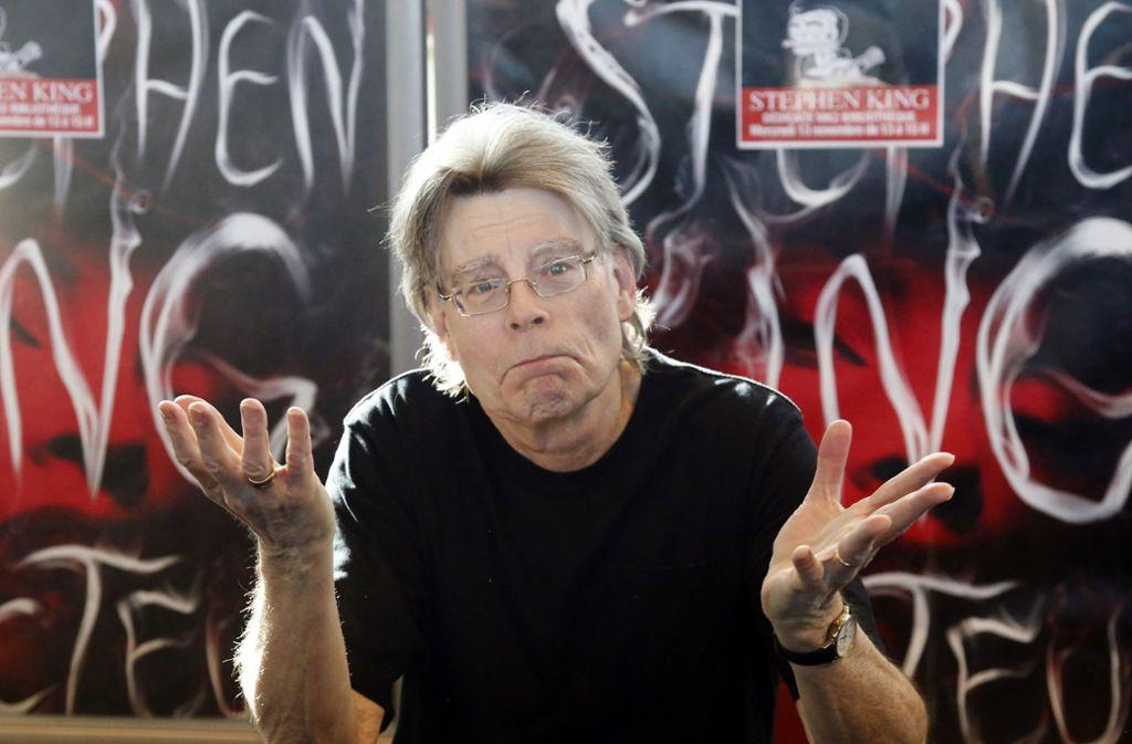 Mit seiner neuesten Erzählung lässt Stephen King seine Leser ein wenig ratlos zurück. Foto: AP