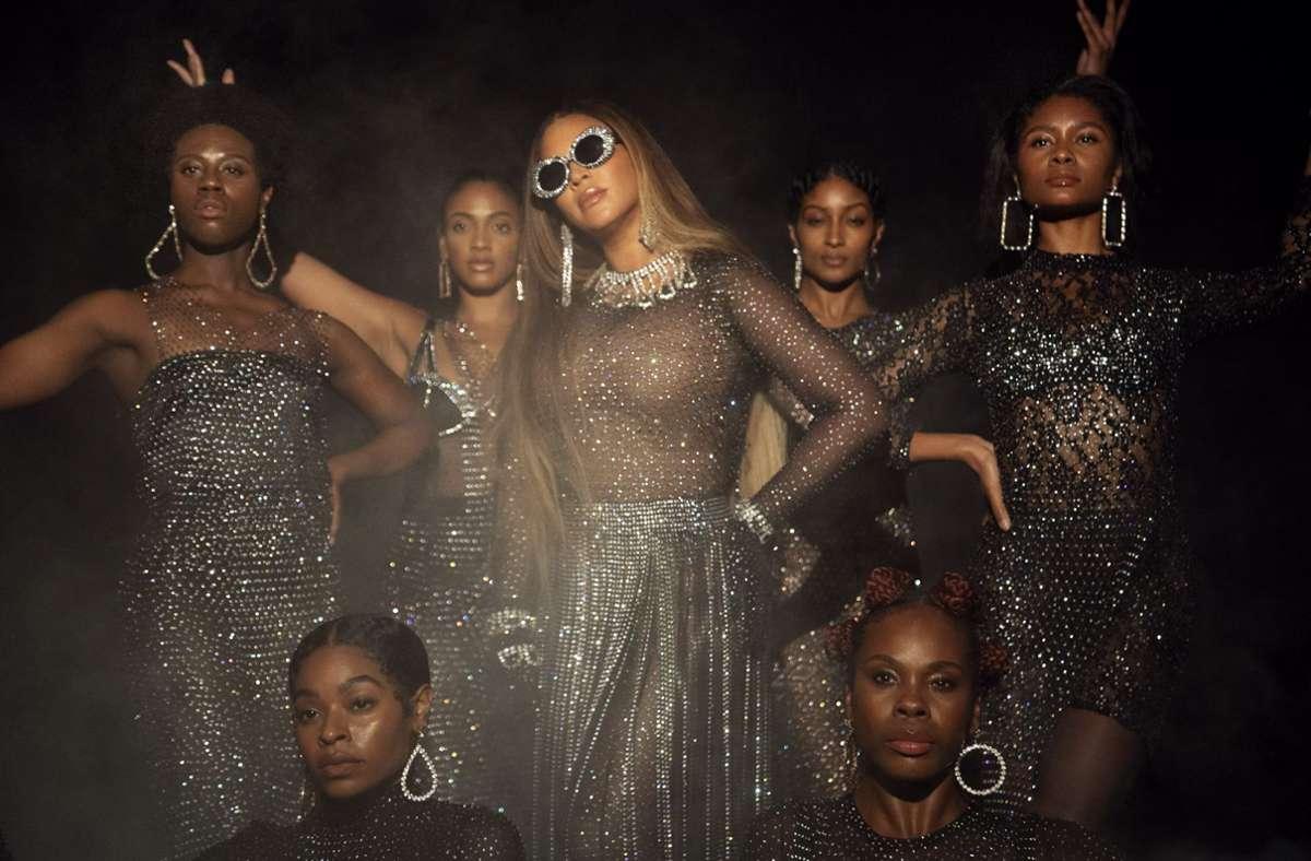 Im Mittelpunkt: Beyoncé Foto: dpa/Andrew White