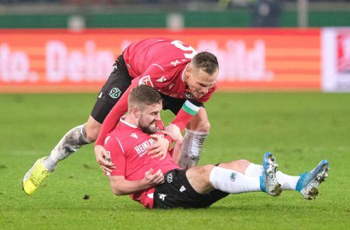 Hannover 96 legt Einspruch gegen 1:2-Niederlage ein
