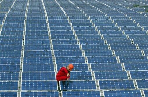 Solarindustrie fordert mehr Unterstützung