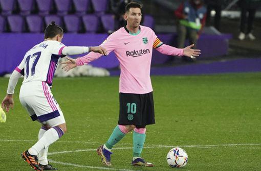 Spielt Lionel Messi gegen den VfB Stuttgart – oder nicht?
