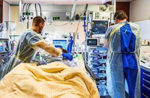 Der  Frust beim Klinikpersonal wächst