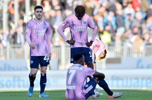VfB-Konkurrenten patzen – Aue rückt näher