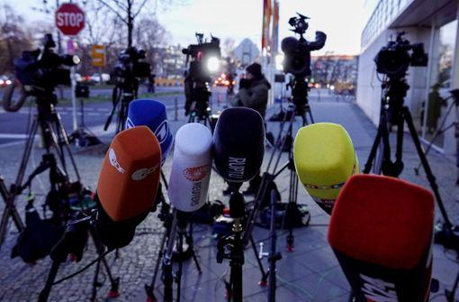 Kandidaten in Rutesheim auf dem Prüfstand