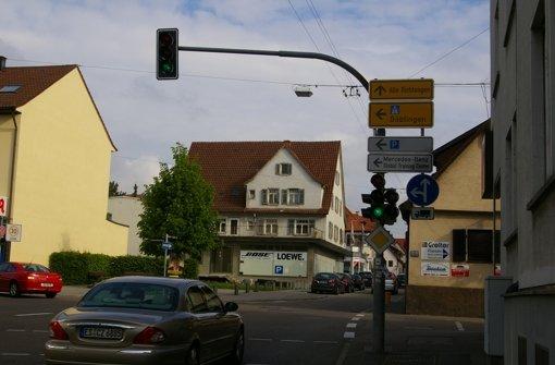 Uneinigkeit über die Robert-Leicht-Straße