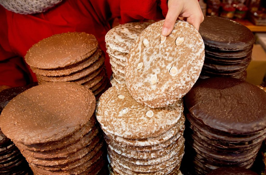 Bei Lebkuchen fällt Frau U. das Verzichten besonders schwer. Foto: dpa